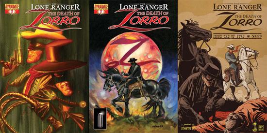 Death of Zorro #1