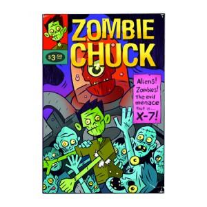 Zombie Chuck #1