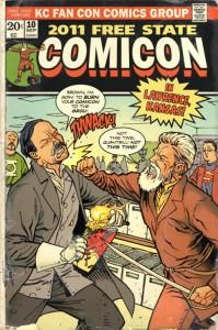 2011 Free State Comicon