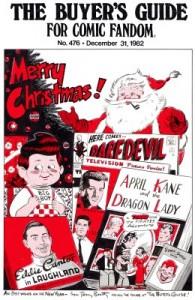 TBG Christmas Cover
